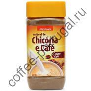 """Кофейный напиток """"Continente Mistura Soluvel Chicoria com Cafe"""" растворимый 200 гр"""