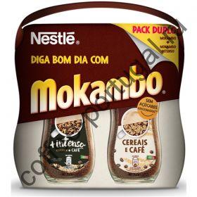 "Кофейный напиток ""Nestle Mokambo Duo Pack"" растворимый"