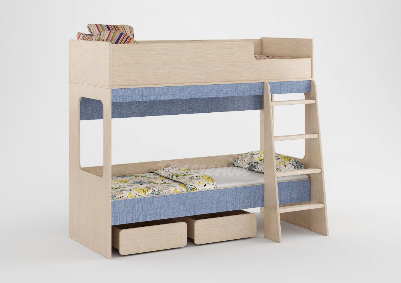 Кровать 2 яруса Легенда 38