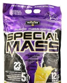 Гейнер Special Mass Gainer (Maxler) 5430g