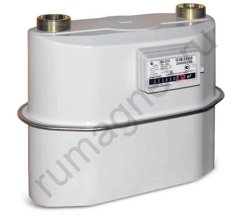Газовый счетчик BK G16