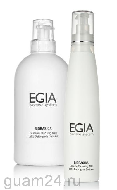 EGIA Молочко деликатное очищающее Delicate Cleansing Milk, 200 мл. код FP-13