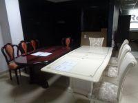 Стол Роза могано + стол Катя
