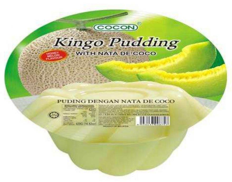 Пудинг COCON со вкусом Дыни 420 гр