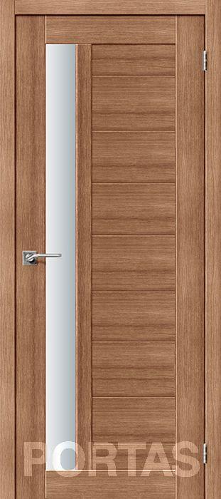 Дверь Портас S28 Орех карамель