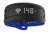 MIO FUSE (COBALT) часы-пульсометр и фитнес-трекер, шагомер
