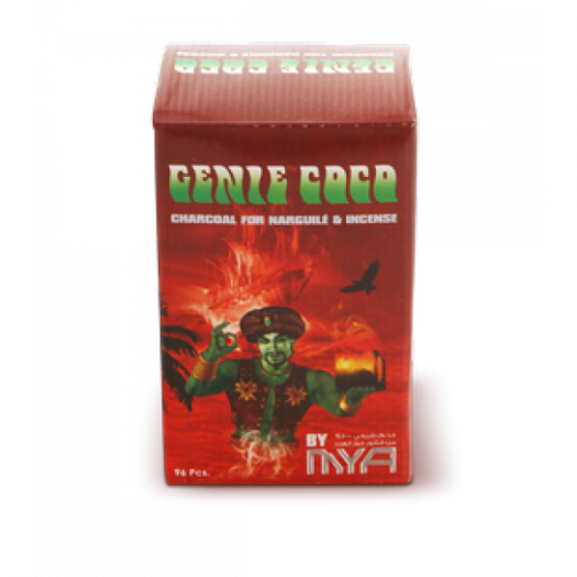 Уголь Натуральный Кокосовый MYA Genie Coco 96