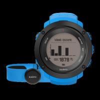 Suunto Ambit3 Vertical blue (HR) часы с пульсометром и GPS