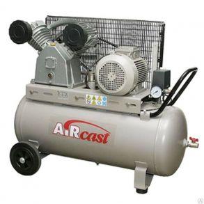 Поршневой компрессор, пр-ость 690 л/мин, ресивер 100 л,270 л
