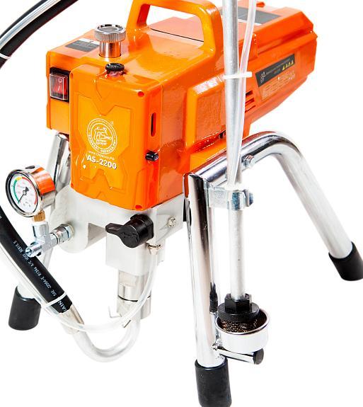 ASPRO-2200® Окрасочный аппарат (агрегат)