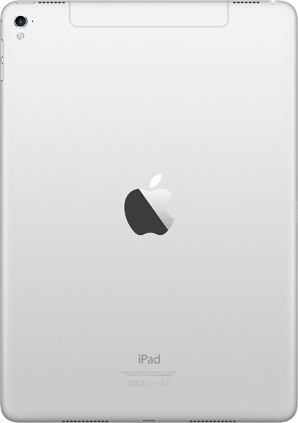 "iPad Pro 9.7"" Wi-Fi + Cellurar 256GB Silver"