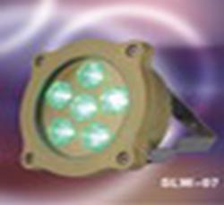 Светильник D6 на одноваттных светодиодах (подводный)