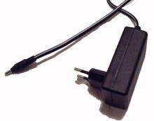 Блок питания 12V негерметичный пластик IP20 6Вт (адаптер)