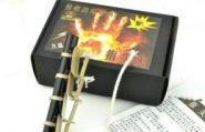 Flames at Fingertips Огонь на кончиках пальцев (4 насадки)