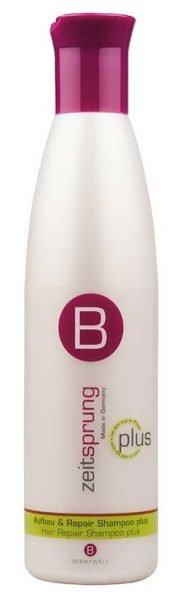 Elvyttävä shampoo vaurioituneille hiuksille Hair Repair Shampoo plus