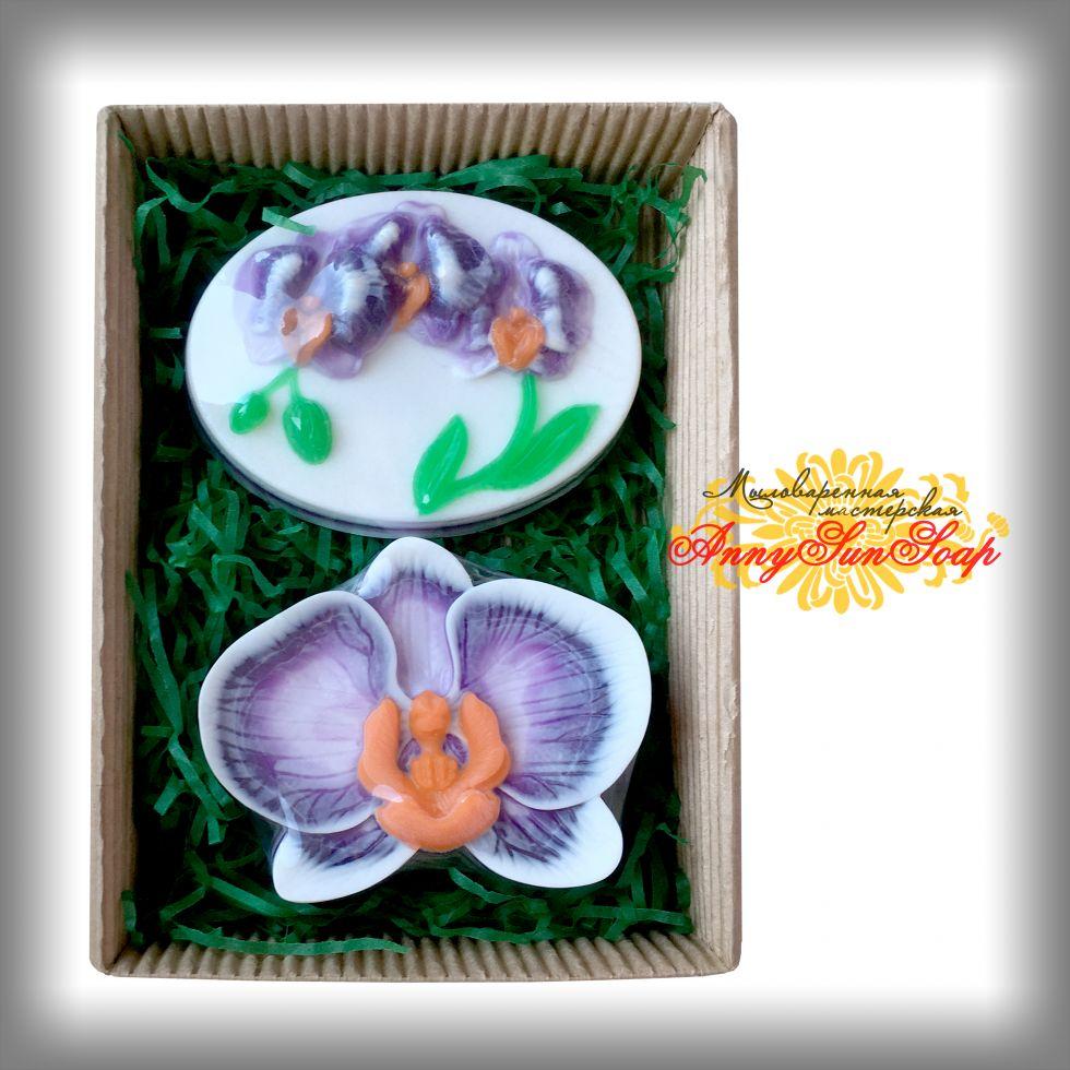 """Набор мыла """"Орхидеи"""""""