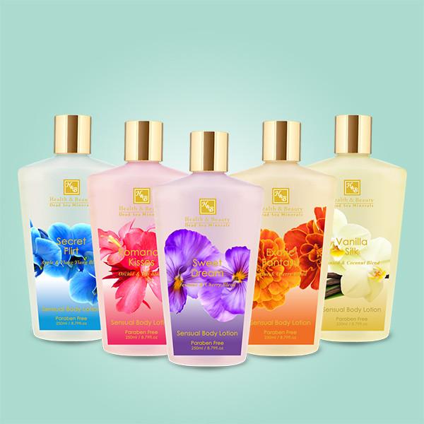 Лосьон для тела Орхидея и Ирис Health & Beauty (Хэлс энд Бьюти) 250 мл