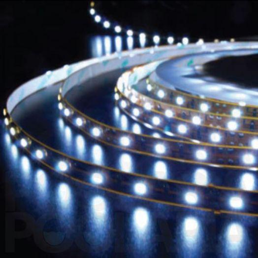 Светодиодная лента  30 3528 диодов на метр, белая
