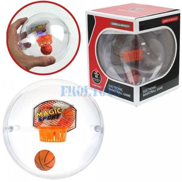 Баскетбол в шаре электронный