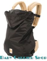 ERGO Baby Carrier RAIN WATER RESISTANT WEATHER COVER Black