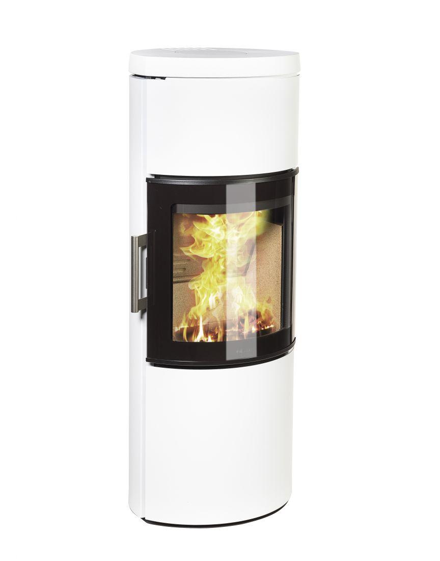 Отопительная печь HWAM 3130m (Цвет белый)