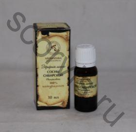 Сосны сибирской эфирное масло