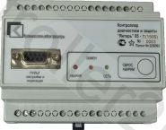 Контроллер диагностики и защиты Янтарь 05
