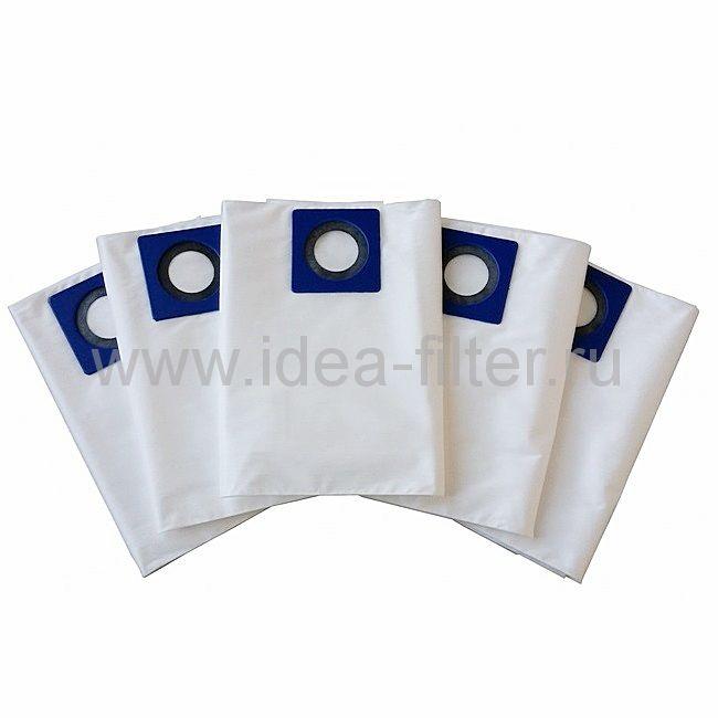 IDEA K-02 - мешки  для пылесоса KARCHER MV3 - 5 шт синтетические