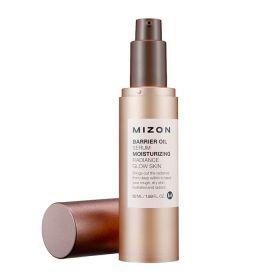 MIZON Barrier Oil GEL 50ml - Сыворотка с маслом оливы, повышающая защитный барьер кожи