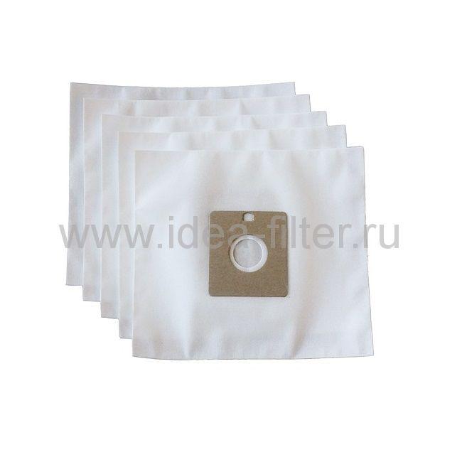 IDEA SM-02 мешки для пылесоса Samsung VP-95 - 5 шт синтетические одноразовые