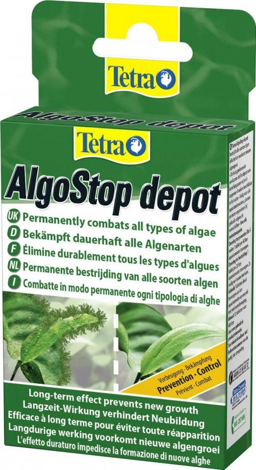 Tetra AlgoStop Depot средство против водорослей длительного действия 1 таблетка