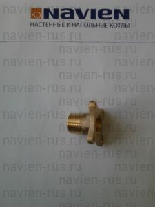 Запчасти Navien ( Навьен ) BH2507059A Адаптер ГВС Ace 13-35kw, Coaxial 13-30kw, Atmo 13-24kw