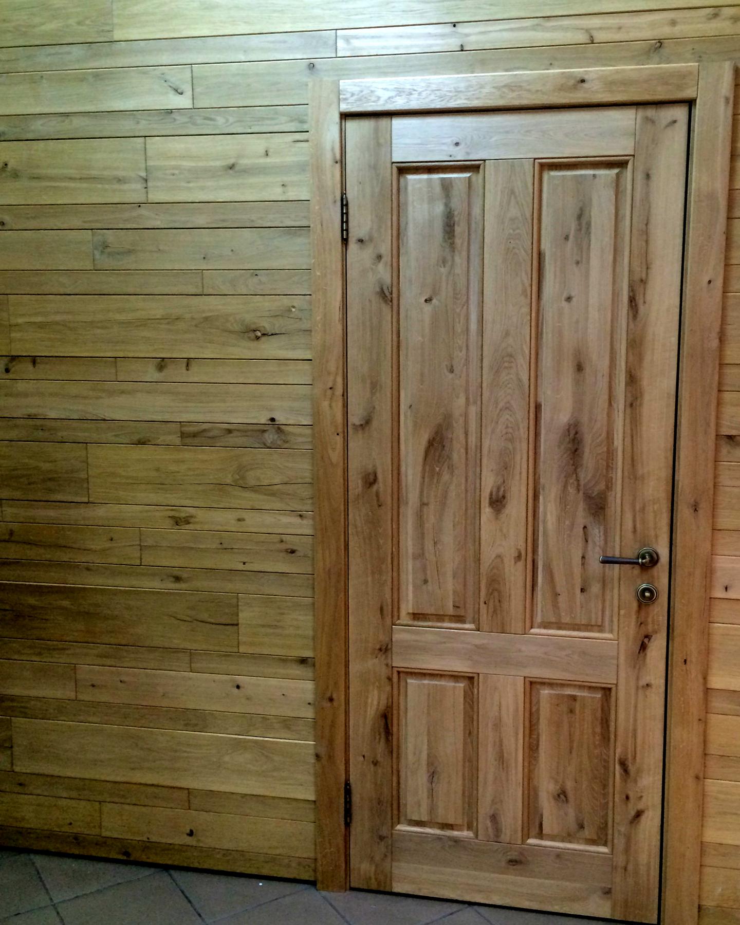 Двери из шпона сильно пожелтели, хочу их - фото