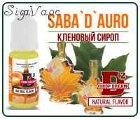 Saba D`AURO. Кленовый сироп