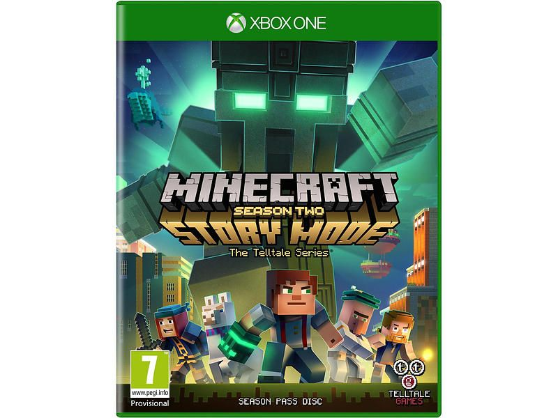 Игра Minecraft Season Two Story Mode (Xbox One)