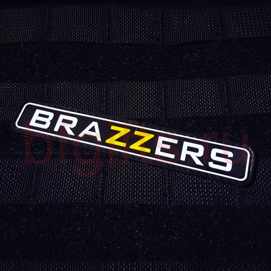 Патч ПВХ Brazzers