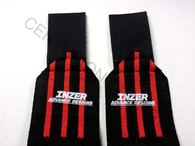 Кистевые бинты Inzer Z Wrist Wraps