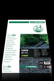 Dennerle Nature Gravel PlantaHunter Yukon - Натуральный гравий для аквариума, фракция 12-18 мм