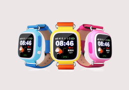 Детские часы Smart Baby Watch Q80 (GW100) Wonlex