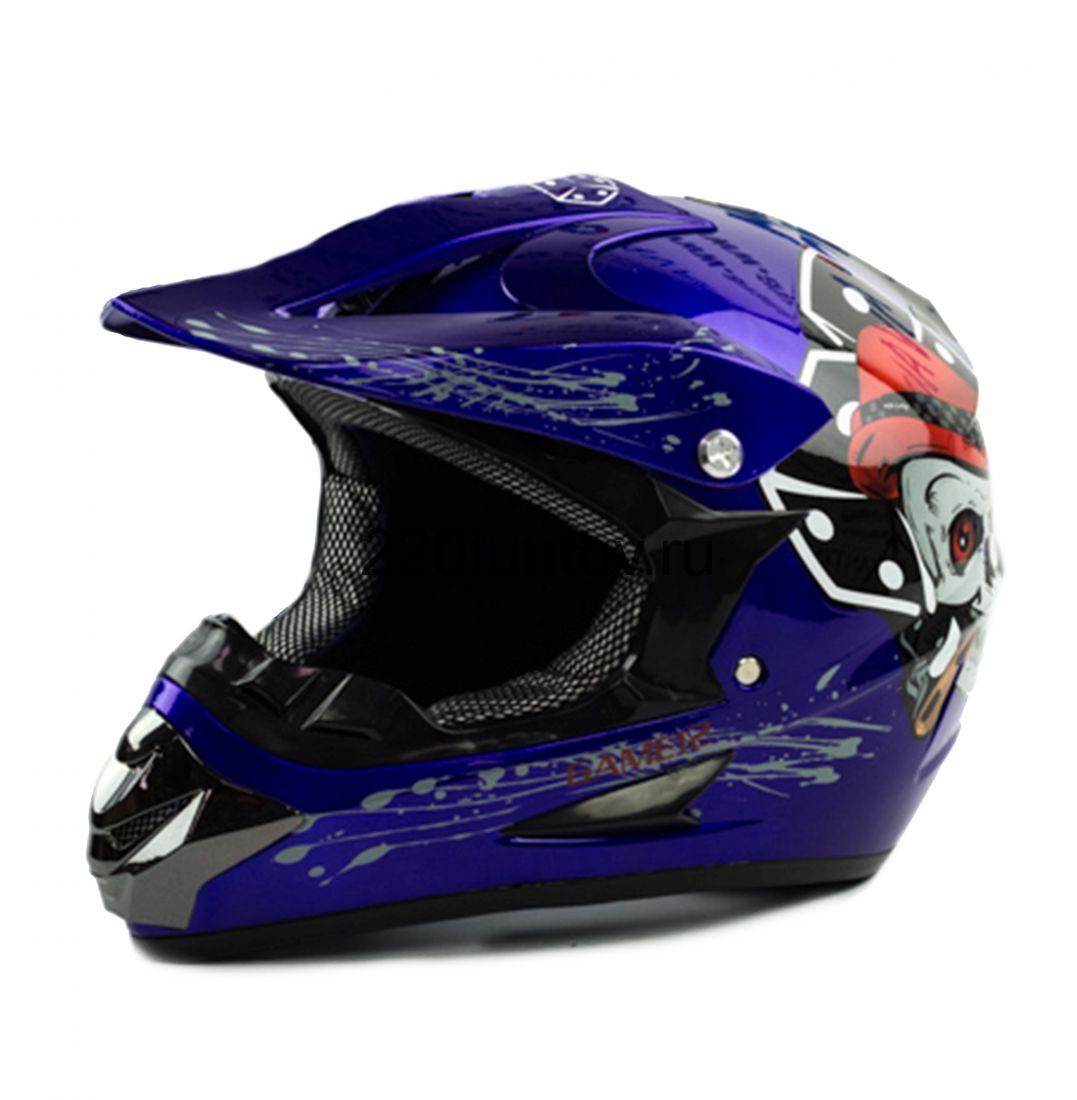 Шлем кроссовый Avantis Game12