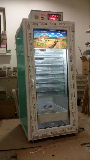 Инкубатор фермерский ТЖУ- 650+термограф