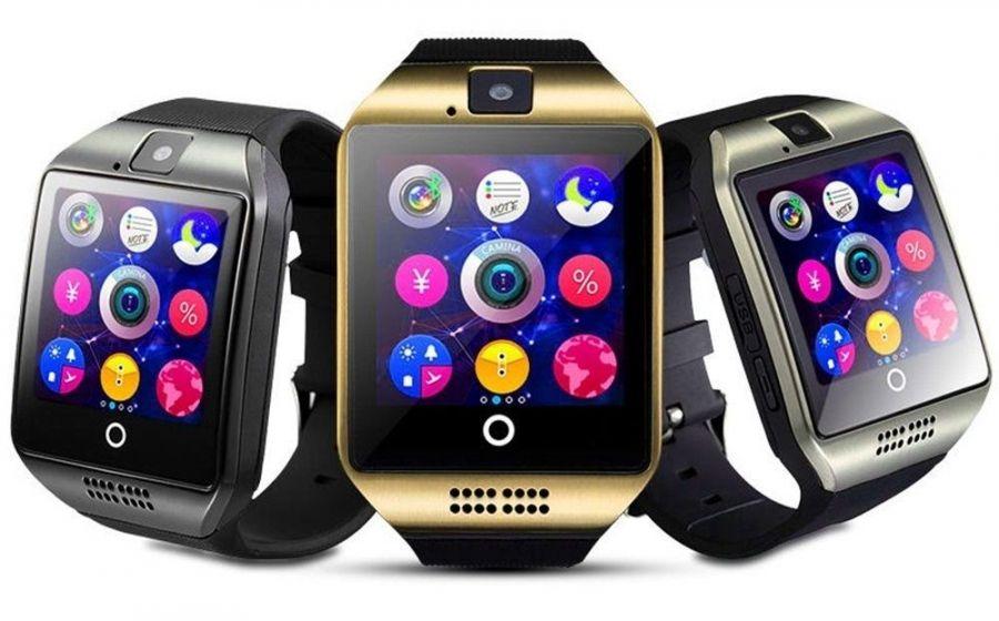 Умные часы Tiroki Smart watch Q18S