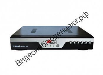 Гибридный видеорегистратор 4Мп EVD-6104GLR-1