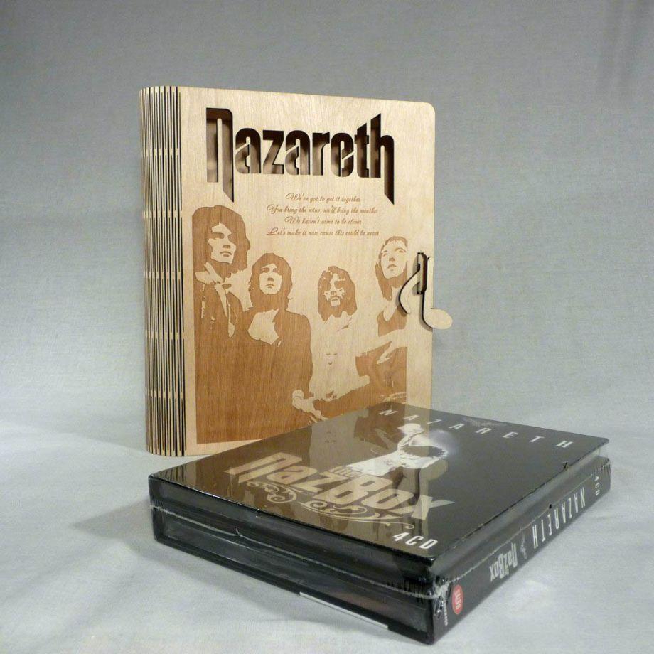 Подарочная упаковка для диска