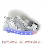 Роликовые кроссовки Heelys Premium 1 Lo HE100263