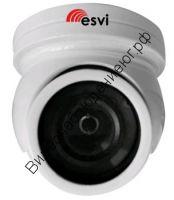 Купольная миниатюрная видеокамера EVL-SS10-H11B