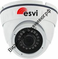 Купольная видеокамера EVL-DN-H10B