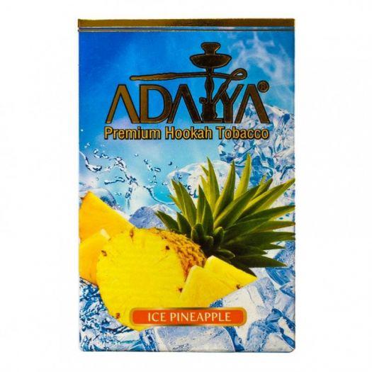 Табак для кальяна Adalya Ice Pineapple (Лед - Ананас)