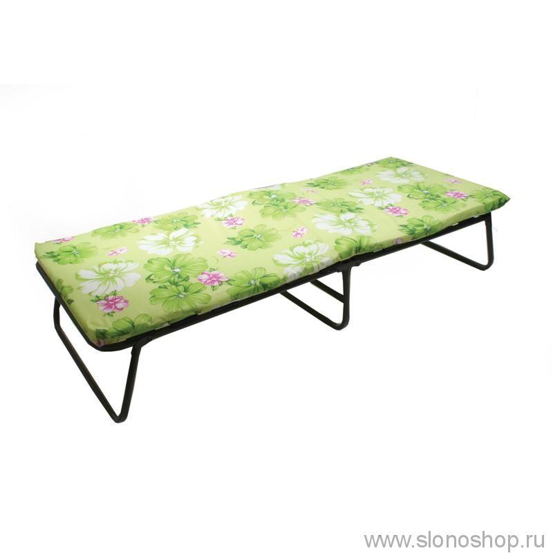 Раскладушка кровать раскладная LeSet 203 (1900 x 800 x 400 мм 100кг )