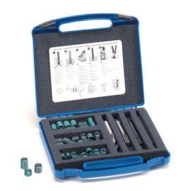 1 Ремонтный комплект HELICOIL, М 2,5 (1d, 1,5d, 2d) (Шаг 0,45, основной)